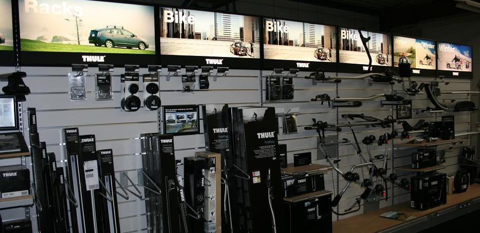 Thule Showroom REMENKO